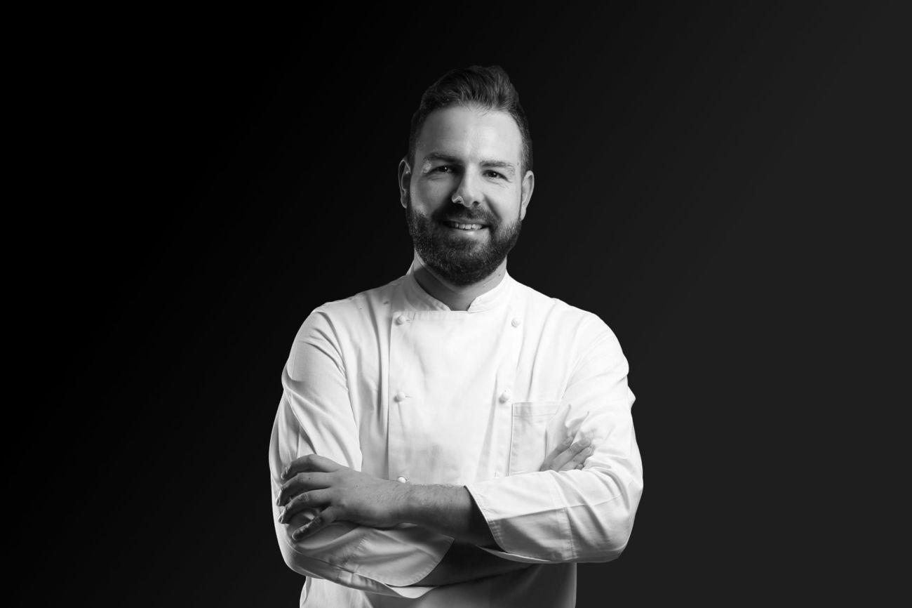 Giuseppe Costantino, chef di Terrazza Costantino a Scaflani Bagni