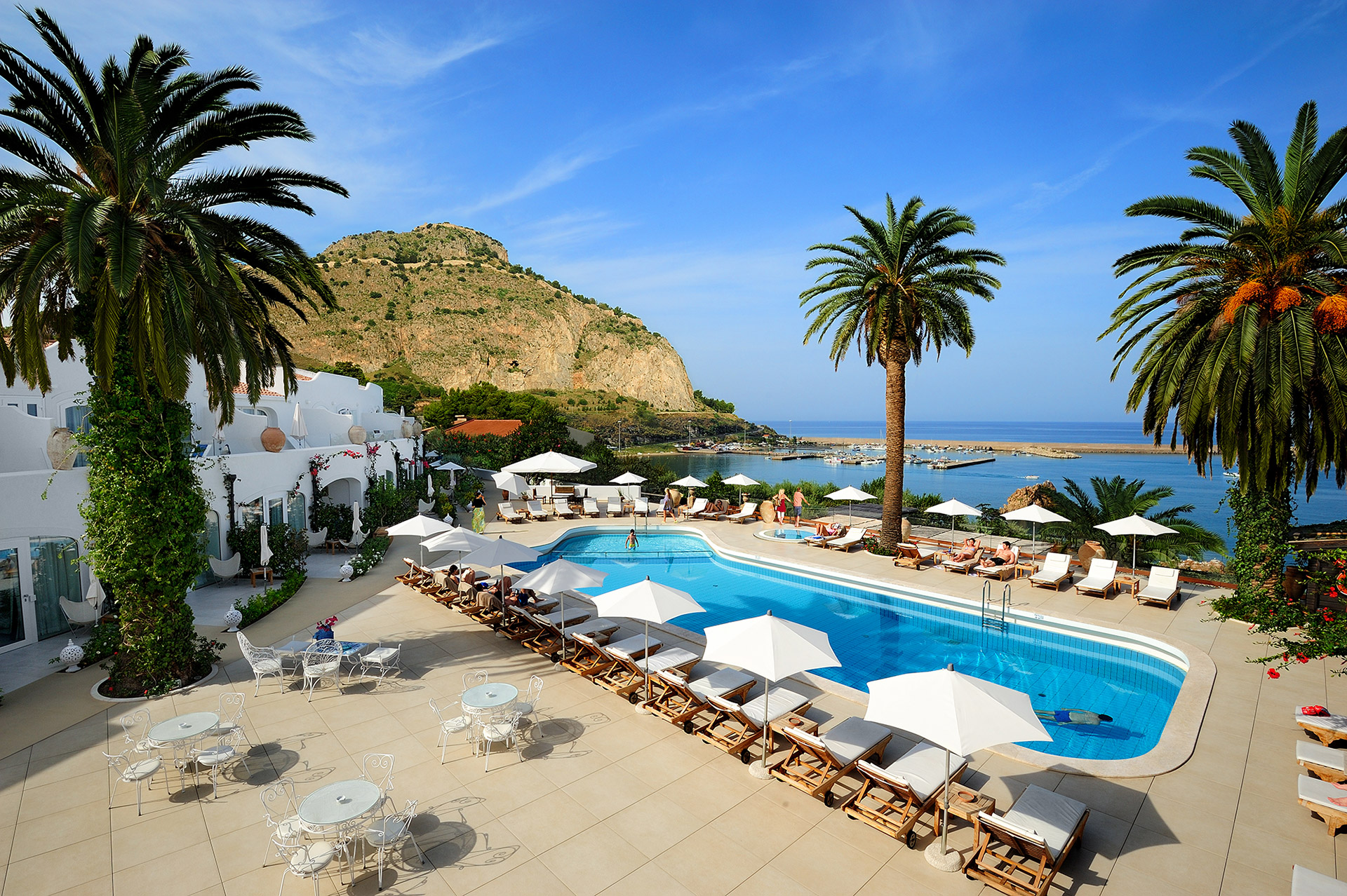 Hotel Le Calette Cefalu It Visit Sicily