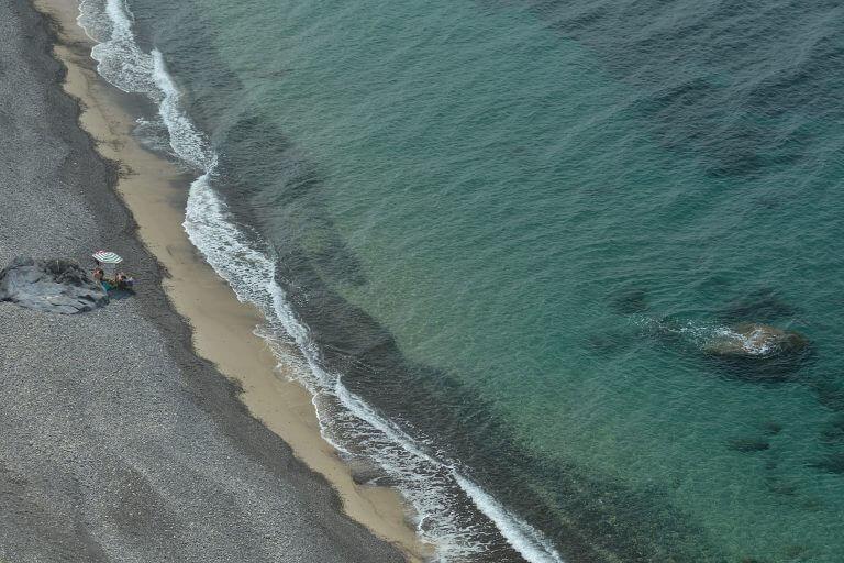 Spiaggia Sant'Ambrogio Cefalu