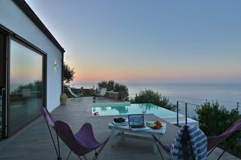 Villa Talia paradisiaca in Sicilia