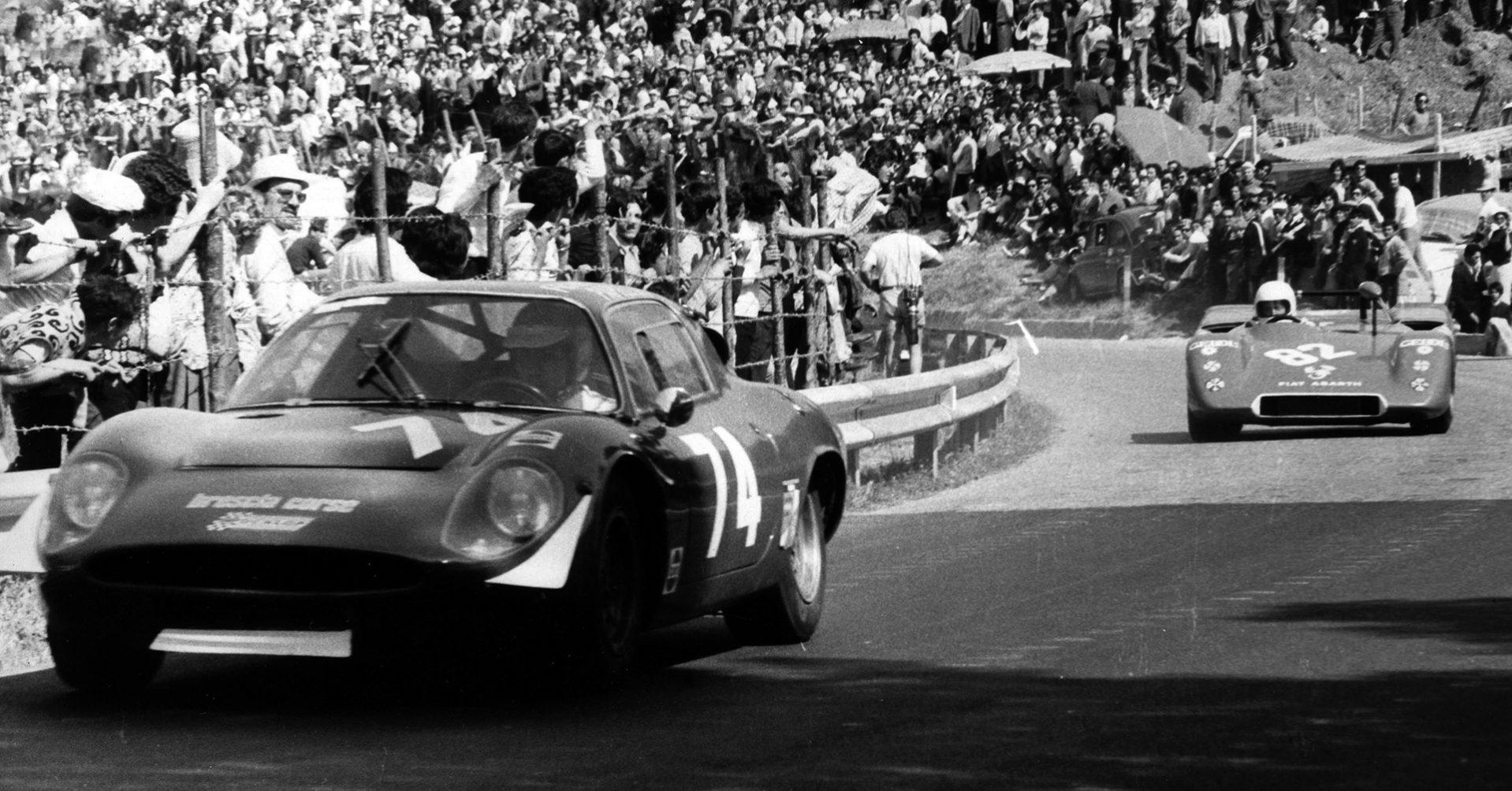 Targa Florio, la corsa