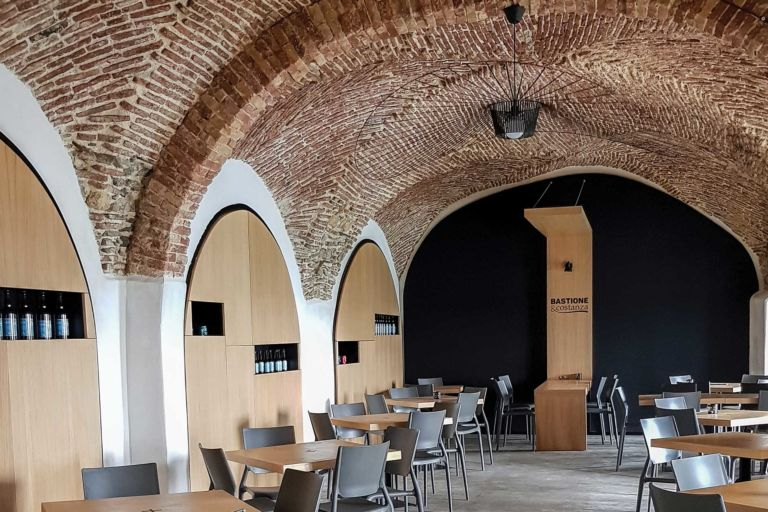Bastione & Costanza Cefalu
