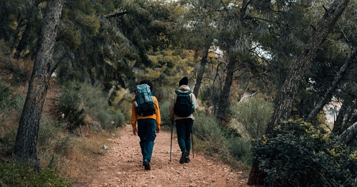 sentiero della pace madonie